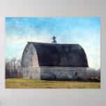 Iowa Barn Print