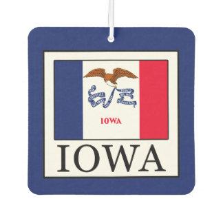 Iowa Car Air Freshener