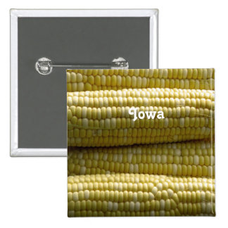 Iowa Corn on the Cob Pins