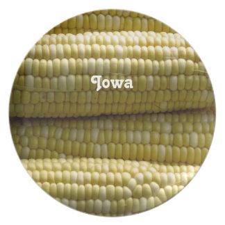 Iowa Corn on the Cob Plate