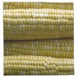 Iowa Corn on the Cob Printed Napkin