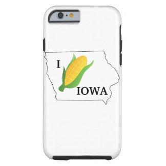 Iowa Corn Shirt- Corny spin off of the I heart NY Tough iPhone 6 Case