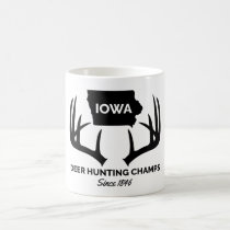 Iowa Deer Hunting Champs Coffee Mug