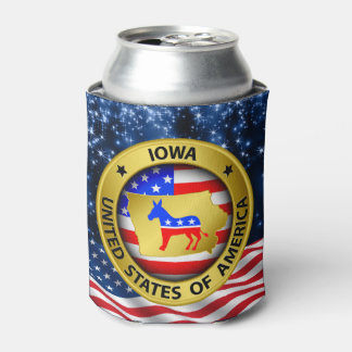 Iowa Democrat Can Cooler