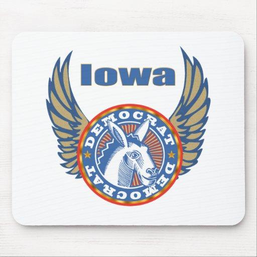 Iowa Democrat Party Mousepad