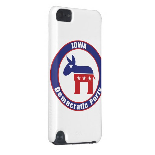 Iowa Democratic Party iPod Touch 5G Case