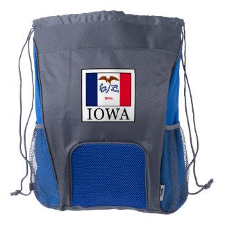 Iowa Drawstring Backpack