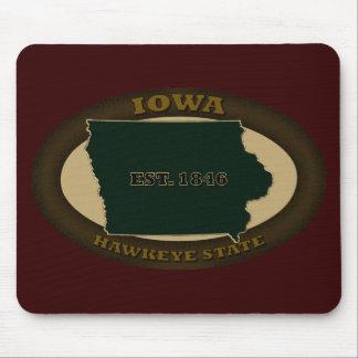 Iowa Est. 1846 Mouse Pad