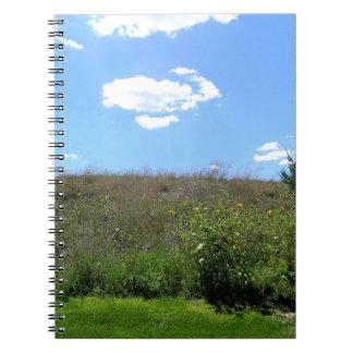 Iowa Fields Note Books