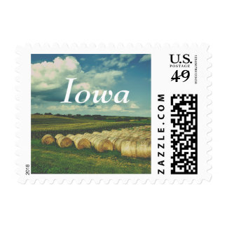 Iowa Fields Postage