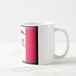 Iowa Flag Coffee Mug