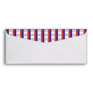 IOWA Flag Envelopes