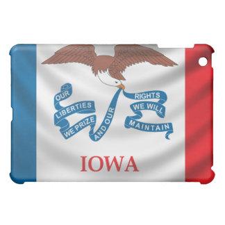 Iowa Flag Cover For The iPad Mini