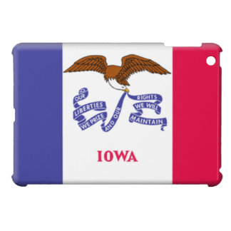Iowa Flag iPad Mini Case