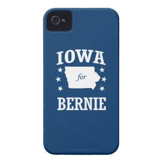 IOWA FOR BERNIE SANDERS iPhone 4 Case-Mate CASE