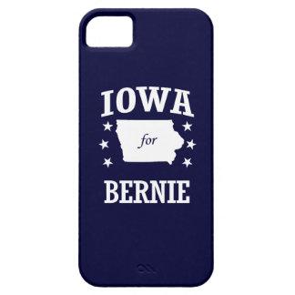 IOWA FOR BERNIE SANDERS iPhone 5 COVERS