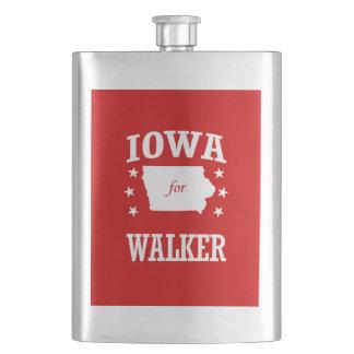 IOWA FOR WALKER FLASKS