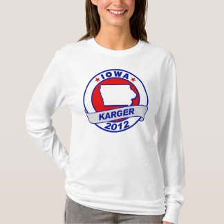 Iowa Fred Karger T-Shirt