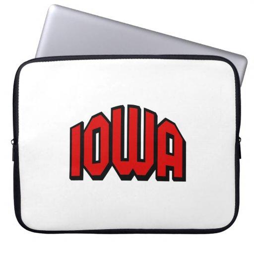 Iowa Fundas Portátiles