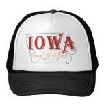Iowa Gorros Bordados