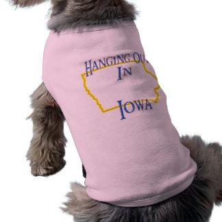 Iowa - Hanging Out T-Shirt