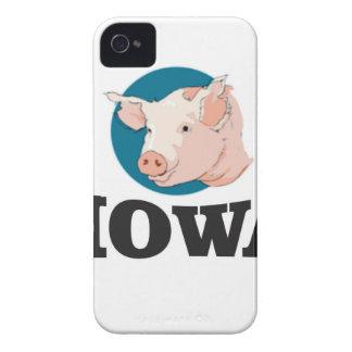 iowa hogs iPhone 4 case