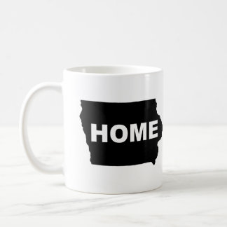 Iowa Home Away From State Mug or Travel Mug