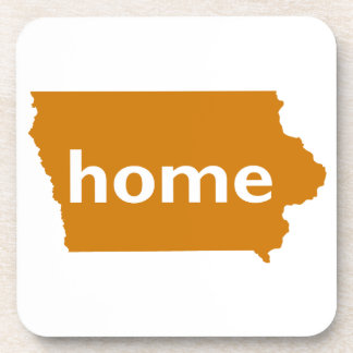 Iowa Home Beverage Coaster