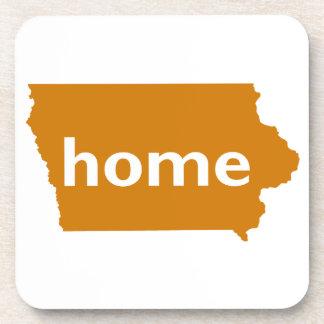 Iowa Home Beverage Coaster