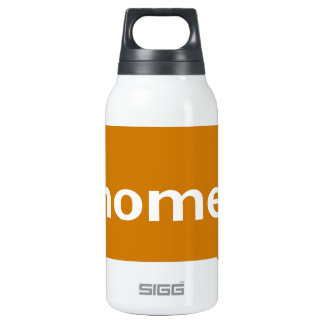 Iowa Home Insulated Water Bottle