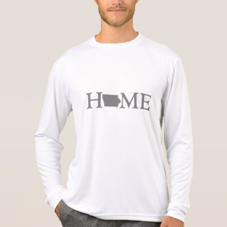 Iowa Home State T Shirt