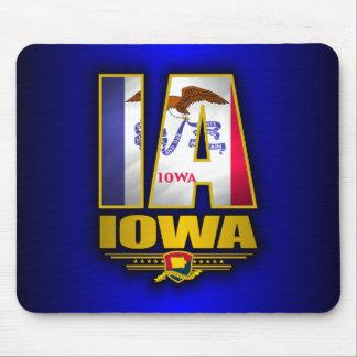 Iowa (IA) Mouse Pad