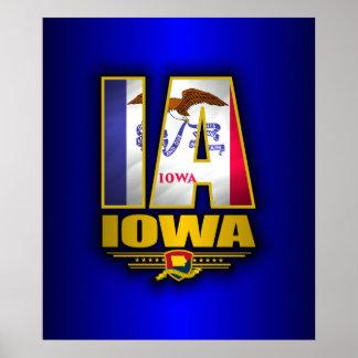 Iowa (IA) Poster