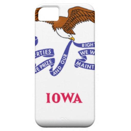 Iowa iPhone 5 Carcasa