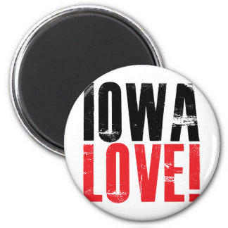 Iowa Love Magnet