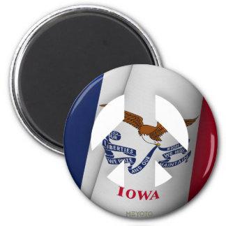 Iowa Refrigerator Magnets