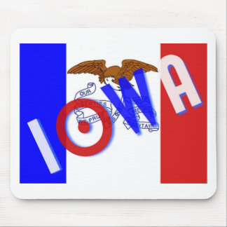 Iowa Mouse Pad