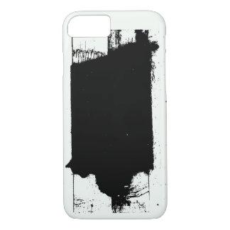 Iowa Native black and white case