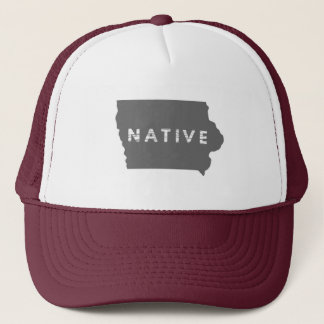 Iowa Native Hat