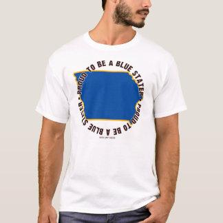Iowa: ¡Orgulloso ser una camiseta azul de Stater!