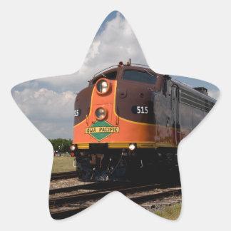 iowa pacific on power parade star sticker