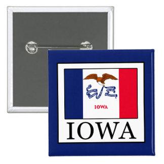 Iowa Pinback Button