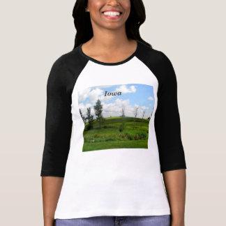 Iowa Camisetas