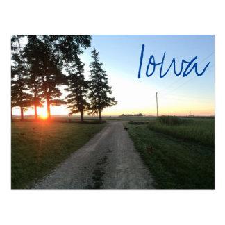 Iowa Postcard