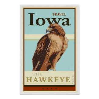 Iowa Póster