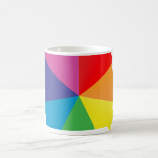 iowa pride. angled. coffee mug