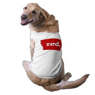 IOWA RED STATE TEE
