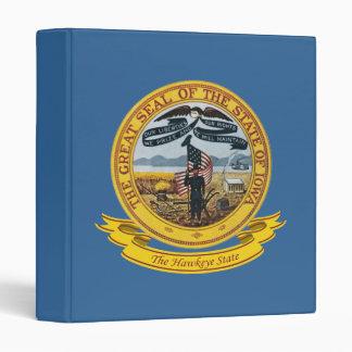 Iowa Seal Binder