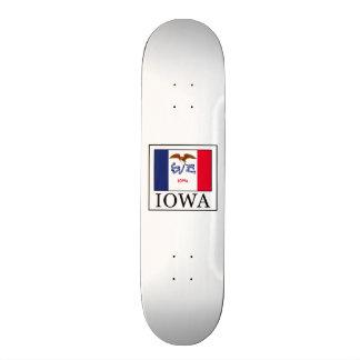 Iowa Skateboard Deck