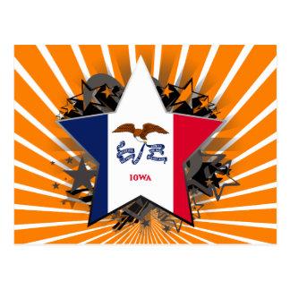 Iowa Star Post Cards